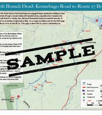 Downloadable Map: South Branch Dead River