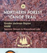 Map 10: Greater Jackman Region, Maine