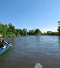 Guided Paddle:  Missisquoi in Quebec, September 27, 2020