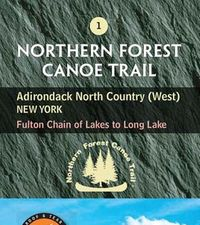 Map 1: Adirondack North Country (West) New York