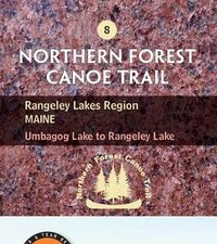 Map 8: Rangeley Lakes Region, Maine