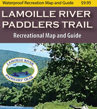 Lamoille River Paddlers Trail