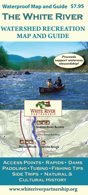 White River Watershed Recreation Map and Guide