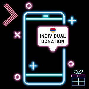 INDIVIDUAL DONATION