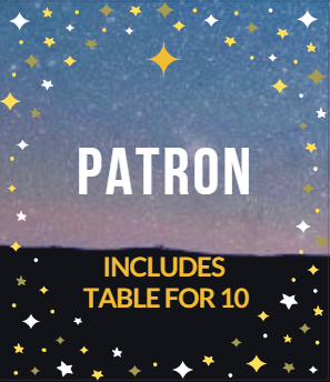 PATRON- Includes Table for 10