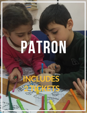 PATRON- Includes 2 Tickets