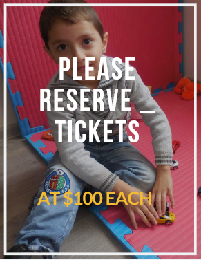 Please Reserve ____ Tickets at $100 each