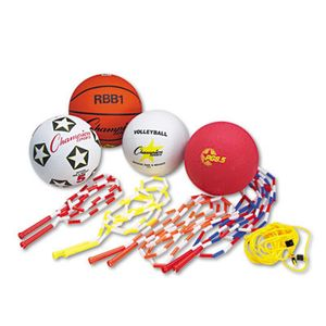 Balls and Jump Ropes