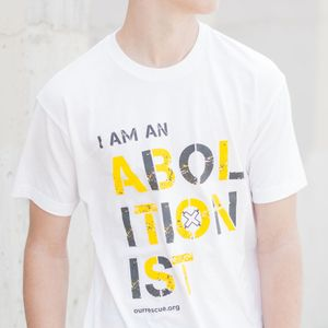 'I Am An Abolitionist' - White