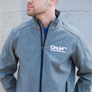 Soft Shell Jacket - Gray
