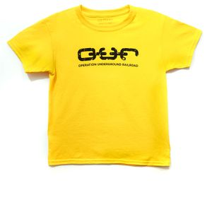 'O.U.R.' Kids Crew - Yellow