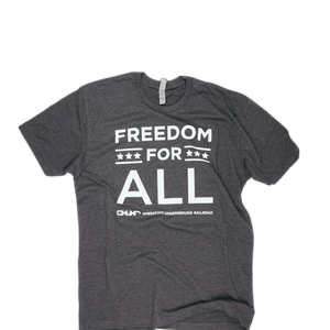 'Freedom for All' Tee