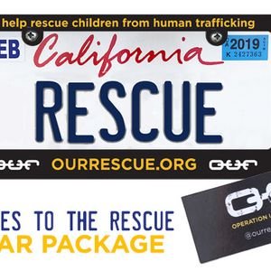 'Rides to the Rescue' Car Package
