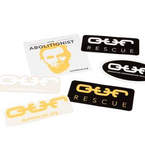 O.U.R. Sticker Pack