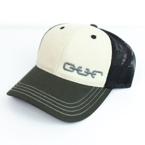 Rescue Snapback - Black & Tan