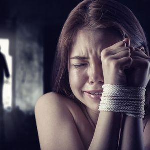 RISE UP against child sex trafficking