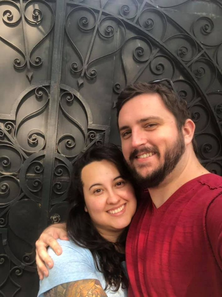 Mark & Catalina's Charitable Wedding Registry