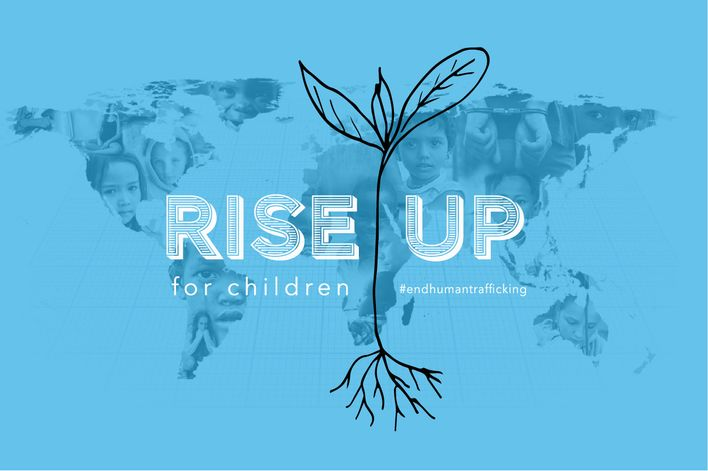 Rise Up for the Children (Local Roots Juice Co)