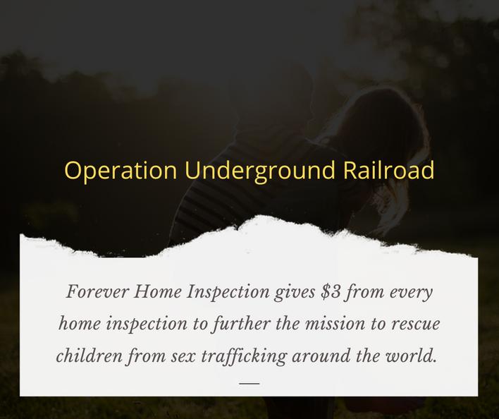 Forever Home Inspection Fundraiser