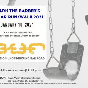 Mark the Barber's Polar Run