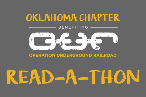Oklahoma Chapter - Read-A-Thon - Benefitting O.U.R.