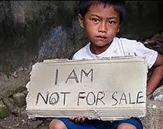 Rescue children from sex trafficking