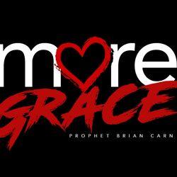 More Grace w/ Heart T-Shirt