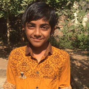 Meet Alkeshbhai Parmar