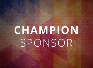 Champion Sponsor