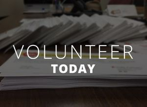 Volunteer in the Eugene Office