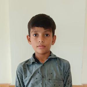 Silas Kumar Dineshbhai Vasava