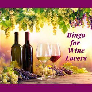 4/08/21  Wine Bingo