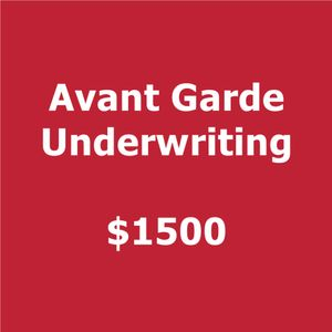 Avant Garde  2018 Smartly Dressed Underwriting
