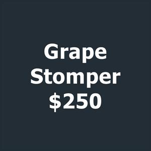 Wine Weekend Grape Stomper 2019  Underwriting