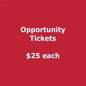 2018 Smartly Dressed Individual Opportunity Tickets