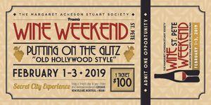 2019 Wine Weekend Opportunity Ticket