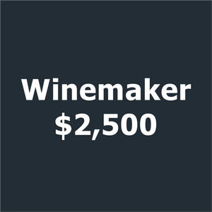 Wine Weekend WineMaker 2019  Underwriting