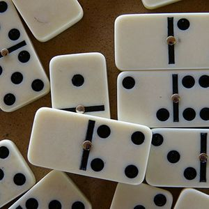 5/03/19 Mexican Train Dominoes Night