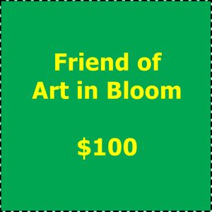 Art in Bloom 2019 Underwriting Friend of Art in Bloom