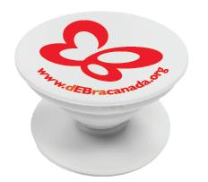 DEBRA Cell Phone Pop Socket / Support Popsocket DEBRA pour téléphone cellulaire