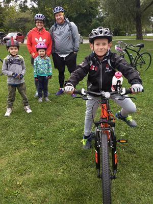 Ride for EB - Donation in lieu of participating