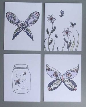 DEBRA Cards for a Cause (4pk)