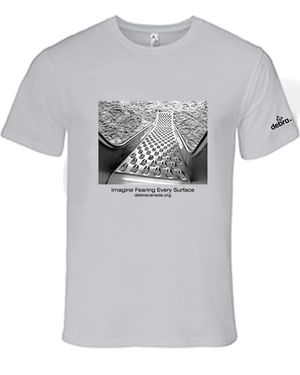 EB Awareness Slide T-Shirt
