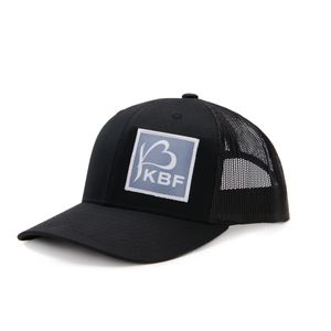 KBF Trucker Hat (Black)