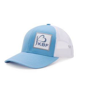 KBF Trucker Hat (Light Blue)