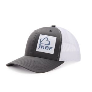 KBF Trucker Hat (Grey)