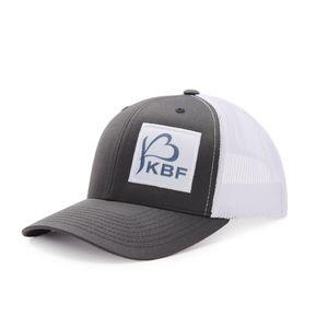 KBF Trucker Hat (Grey)