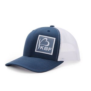 KBF Trucker Hat (Navy)