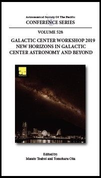 Vol. 528 - New Horizons in Galactic Center Astronomy and Beyond