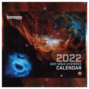 Deep Space Mysteries Calendar 2022